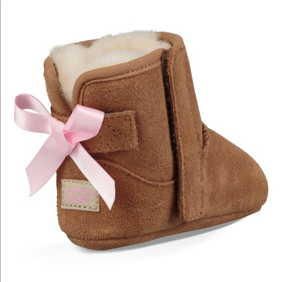 927d721c724 UGG baby Jesse II bow boots